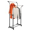 Honey Can Do Flared Double Garment Rack