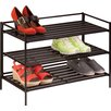 Honey Can Do 3-Tier Shoe Rack