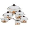 ELO Venezia 6-Piece Cookware Set
