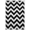 L.A. Rugs Botticelli Black/White Area Rug