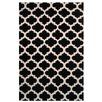 L.A. Rugs Botticelli Black Area Rug