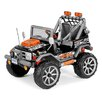 Peg Perego Gaucho Rock-in 12V Battery Jeep