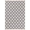 Dash and Albert Rugs Samode Graphite Ivory Indoor/Outdoor Area Rug