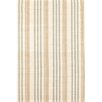 Dash and Albert Rugs Olive Branch Hand Woven Beige Area Rug