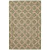 Dash and Albert Rugs Plain Tin Basil Area Rug