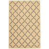 Dash and Albert Rugs Plain Tin Hooked Gold Area Rug
