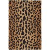 Dash and Albert Rugs Hooked Brown/Black Area Rug
