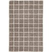 Dash and Albert Rugs Grid Gray Area Rug