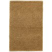 Dash and Albert Rugs Nevis Hand Woven Gold Area Rug