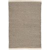 Dash and Albert Rugs Arlington Charcoal/Ivory Indoor/Outdoor Area Rug
