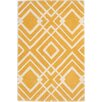Dash and Albert Rugs Gracie Wool Tufted Butter Area Rug