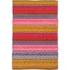 Dash and Albert Rugs Gypsy Stripe Woven Cotton Area Rug