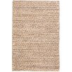 Dash and Albert Rugs Jute Woven Bleached Oak Area Rug