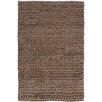 Dash and Albert Rugs Jute Woven Cocoa Area Rug