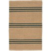 Dash and Albert Rugs Lexington Pine/Camel Indoor/Outdoor Area Rug
