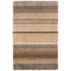 Dash and Albert Rugs Rock Hill Stripe Hank Knotted Area Rug
