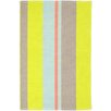 Dash and Albert Rugs Antibes Stripe Woven Cotton Area Rug