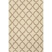 Dash and Albert Rugs Hooked Ivory Area Rug
