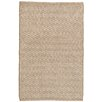 Dash and Albert Rugs Crystal Brown/White Indoor/Outdoor Area Rug