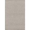 Dash and Albert Rugs Rope Hand-Woven Gray Indoor/Outdoor Area Rug