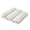 Awning stripe woven cotton throw wayfair for Dash and albert blanket
