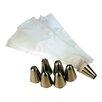 Fox Run Craftsmen 11-Piece Icing Bag and Nozzle Set