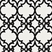 Kreme LLC Handcrafted Painted Gate 16' x 23.5'' Trellis Wallpaper