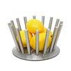 Front Of The House Mini Sundial Fruit Basket or Fruit Bowl