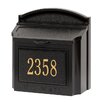 Whitehall Products Wall Mailbox