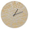 """Whitehall Products 16"""" Banded Clock"""