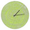 "Whitehall Products 16"" End Grain Clock"