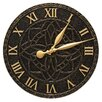 """Whitehall Products 16"""" Artisan Indoor/Outdoor Wall Clock"""