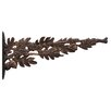 Oakleaf Nature Hook - Whitehall Products Garden Statues and Outdoor Accents