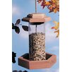 Circular Tube Bird Feeder - North States Bird Feeders