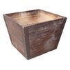 Cheungs Wooden Square Planter Box