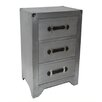 Cheungs Osum 3 Drawer Cabinet