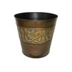 Pot Planter - Size: 8.75 inch High x 9.25 inch Wide x 9.25 inch Deep - Cheungs Planters