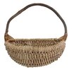 Cheungs Rope Wall Basket with Crazy Vine Handle