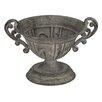 Judith Metal Urn Planter - Alcott Hill Planters