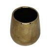 Roybal Ceramic Round Pot Planter - Size: 4.25 inch High x 4.25 inch Wide x 4.5 inch Deep - Mercer41 Planters