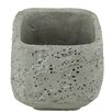 Ria Square Pot Planter - Size: 5 inch High x 5 inch Wide x 5 inch Deep - Bloomsbury Market Planters