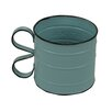 Wortham Pot Planter - Color: Blue - Gracie Oaks Planters