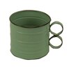 Wortham Pot Planter - Color: Green - Gracie Oaks Planters
