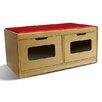 A+ Child Supply Toy Storage Bench