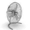 """Stadler Form Charly 13.9"""" Oscillation Floor Fan"""