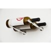 VintageView Vino Pin Series 2 Bottle Wall Mounted Wine Rack