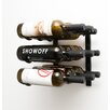 VintageView WS Series 9 Bottle Wall Mount Wine Rack