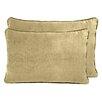 Veratex, Inc. Luxury Velvet Boudoir Pillow (Set of 2)