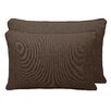 Veratex, Inc. Luxe Chenille Boudoir Pillow (Set of 2)
