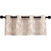 Veratex, Inc. Cressida Grommet Curtain Valance